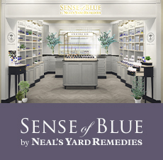 SENSE of BLUE by NEAL'S YARD REMEDIES